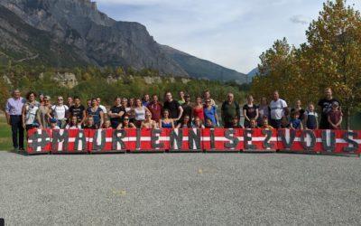 Opération nettoyage du Lac des Oudins à Villargondran