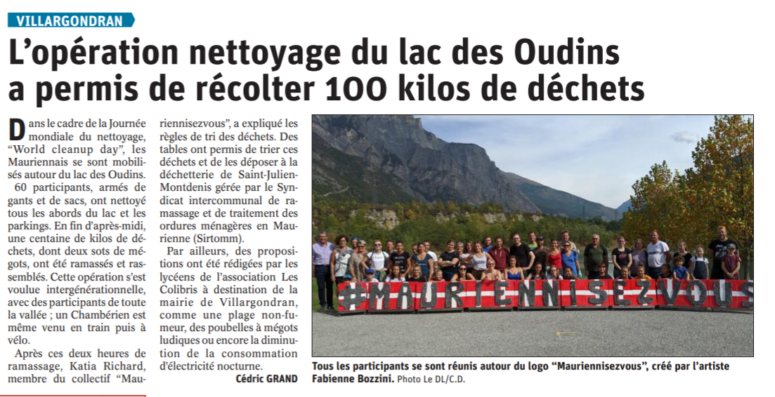world clean up day maurienne mauriennisez vous