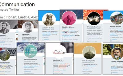 Le saviez-vous ? Les lieux incontournables et les personnages célèbres de Maurienne nous parlent sur Twitter !