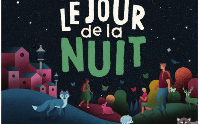 𝑳𝒆 𝑱𝑶𝑼𝑹 𝒅𝒆 𝒍𝒂 𝑵𝑼𝑰𝑻 𝐫𝐚𝐥𝐥𝐮𝐦𝐨𝐧𝐬 𝐥𝐞𝐬 𝐞́𝐭𝐨𝐢𝐥𝐞𝐬 𝐥𝐞 𝟎𝟗 𝐨𝐜𝐭𝐨𝐛𝐫𝐞 𝟐𝟎𝟐𝟏 à Saint-Jean-de-Maurienne